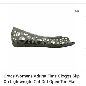Crocs open to sandels